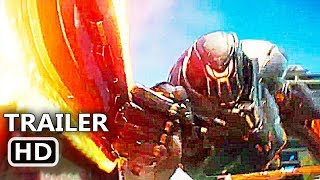 PACIFIC RIM 2 International Trailer (2018) Action, Sci-Fi Movie HD