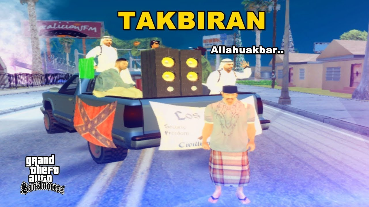 Image Result For Video Takbiran