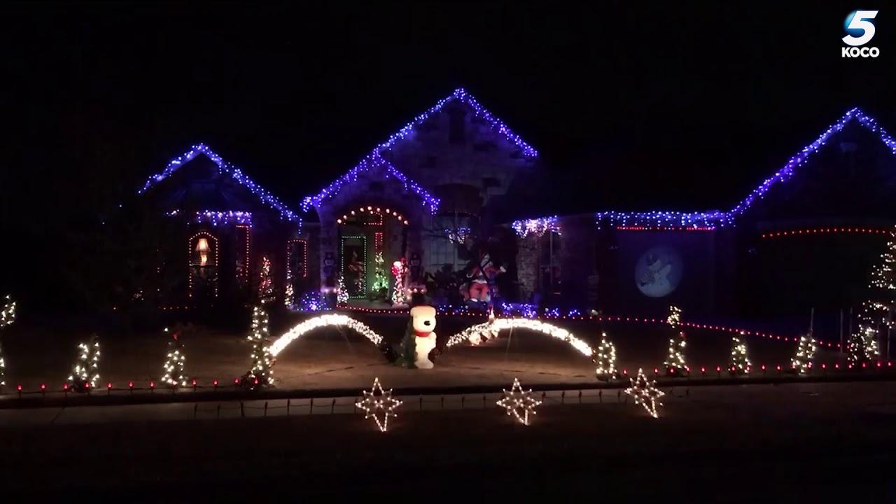 Watch: Yukon home brings festive lights, entertainment to ...