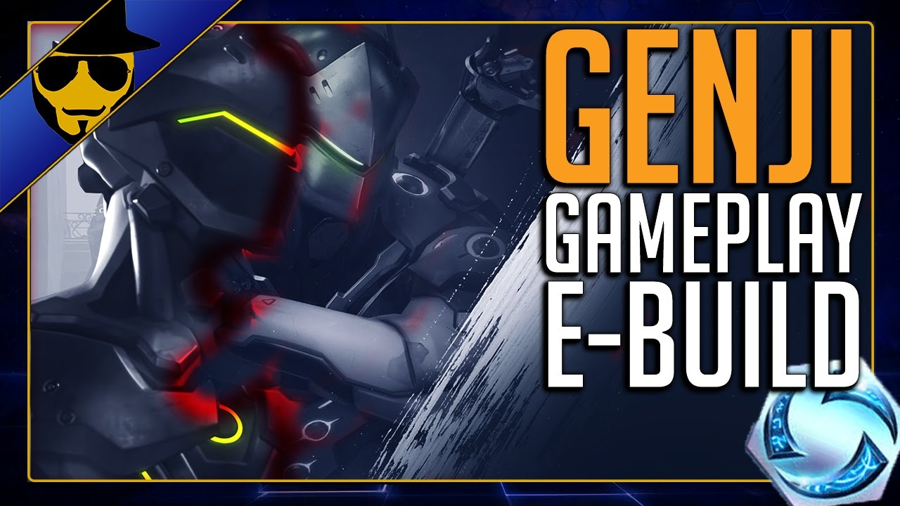 Genji Build Heroes Of The Storm