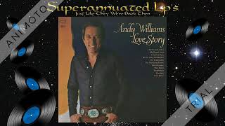 ANDY WILLIAMS love story Side Two