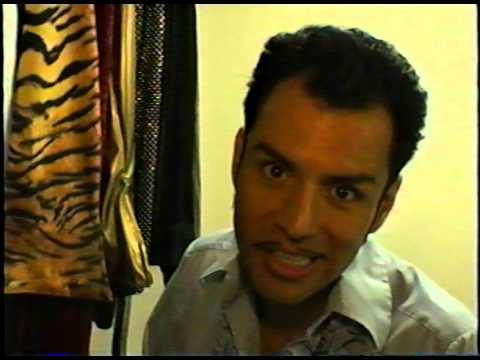 "Portrait of EL VEZ ""The Mexican Elvis""  [Color 2002]"