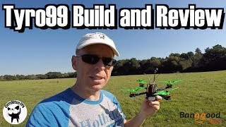Eachine Tyro99, the $99 quad kit - Build, review and flight test.