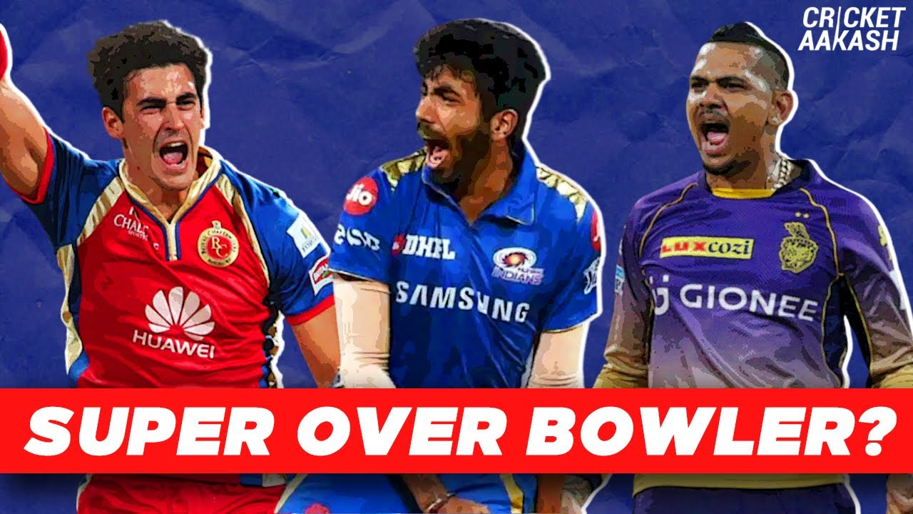 WHO would bowl your SUPER OVER? | Cricket Aakash | Fantasy Cricket