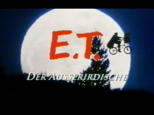 E.T. - Der Außerirdische - Trailer (1982)