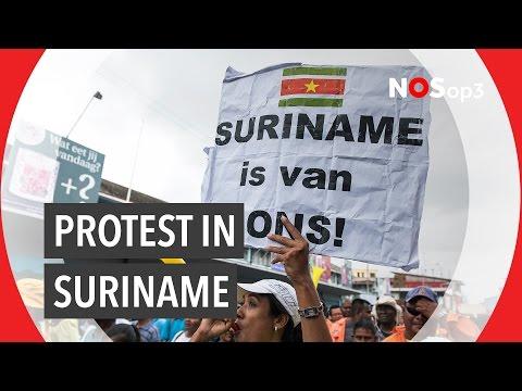 Waar blijven de jongeren in Suriname?   NOS op 3