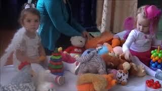 утренник  ко 'Дню матери' в детском саду в старшей группе