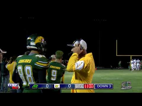 Payson vs Show Low High School Football Full Game Longhorns vs Cougars