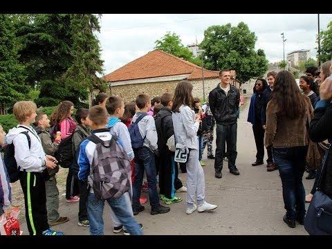 Javni interkulturalni čas u niškoj Tvđavi (Niš fortress Intercultural communication class)
