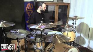 Testament - Low John Tempesta drum grooves