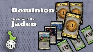 Card Game Review: Dominion