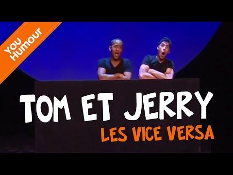 LES VICE VERSA - Tom et Jerry
