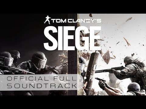 Tom Clancy's Siege (Original Game Soundtrack) | Paul Haslinger - Load Out (Track 03)
