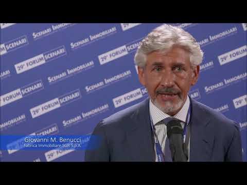 29° Forum | Giovanni Benucci - Fabrica Immobiliare Sgr