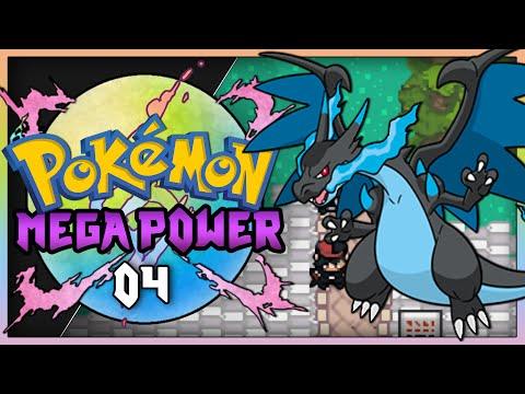 Pokemon Mega Power Part 4 - Mega Evolution! Gameplay Walkthrough