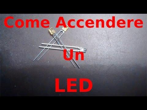 Come Accendere un Led