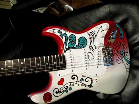 John Mayer Strat For Sale : john mayer monterey pop fender strat replica for sale 300 stratocaster youtube ~ Vivirlamusica.com Haus und Dekorationen