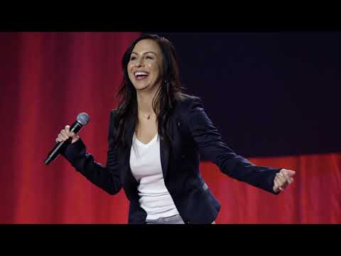 Laughter is Medicine  | Anjelah Johnson | TEDxUniversityofNevada