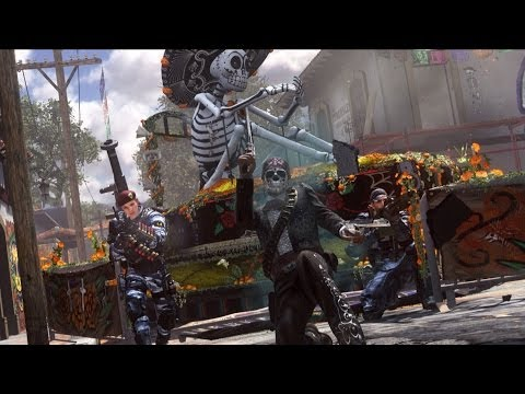 Official Call of Duty®: Ghosts Invasion DLC Pack Preview