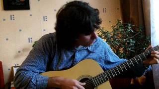 МОЦАРТ на гитаре Турецкий марш