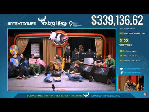 Rooster Teeth Extra Life Stream Hour Twentythree and Twentyfour ft. Matt Hullum
