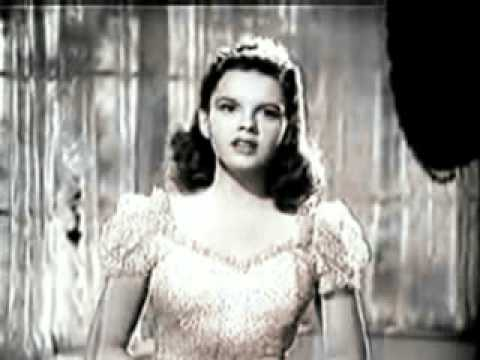 All the things you areJudy Garland