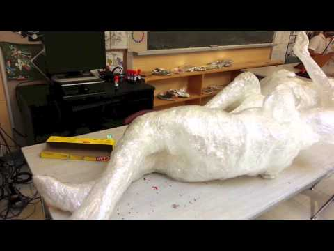 Oeuvre collective en saran wrap from YouTube · Duration:  1 minutes 59 seconds