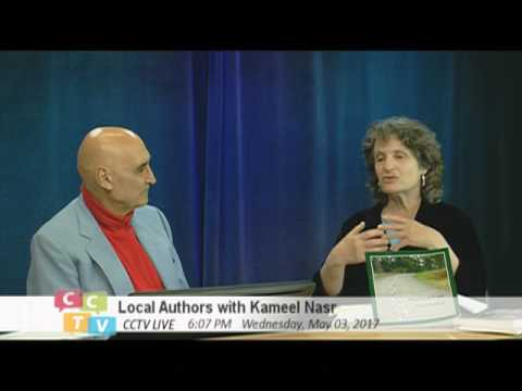 Susan Eisenberg Interview on Local Authors With Kameel Nasr