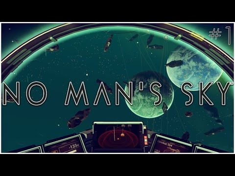 No Man's Sky - #1 - Repairing the Ship