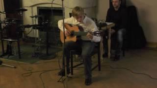 Дмитрий Миронов - «Fields of gold», Стинг