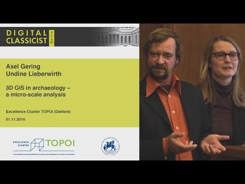 Digital Classicist Seminar Berlin (2016/2017) - Seminar 2