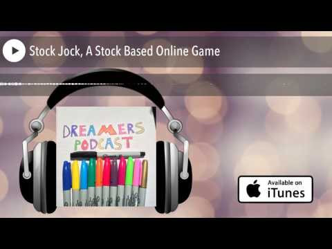 Stock Jock, A Stock Based Online Game