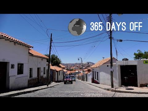 Episode 43 - Bolivia & Peru / Sucre & Puno