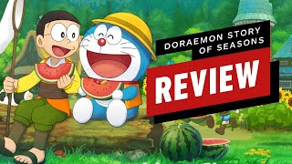 Doraemon Story of Seasons Review (Video Game Video Review)