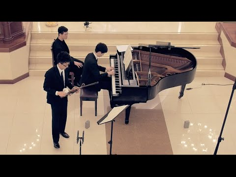 Franck Sonata - II & III Mvnt   CheHo Lam, Stephen Hung