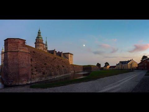 Denmark : Helsingør den Skønne by   (Elsinore the beautifull City)