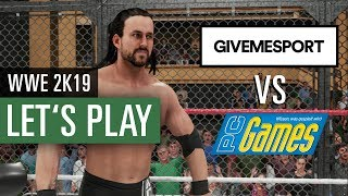 WWE 2K19 im Let's Play: PC Games vs GiveMeSport