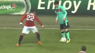 Lionel Messi dribles que vai ficar na historia do futebol
