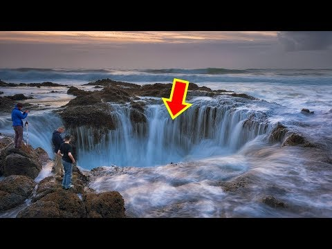 20 Mysterious And Weird Places Around The World