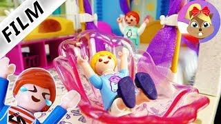 Playmobil Film polski - JULIAN PRZEMIENIA POKÓJ HANI! POKÓJ MARZEŃ? Wróblewscy