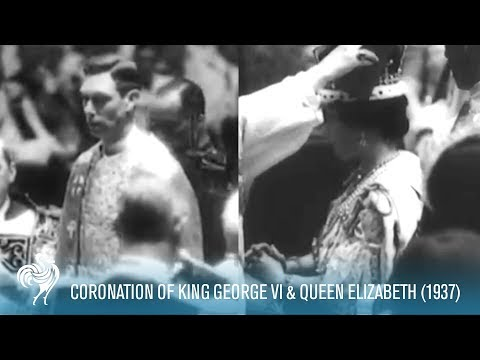 Coronation Of King George VI & Queen Elizabeth: Reels 3 & 4 (1937) | British Pathé