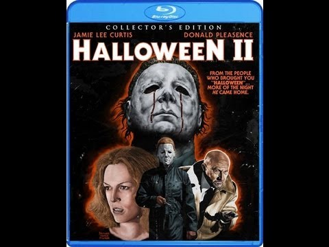 Halloween 2 Collector's Edition Blu-ray Review