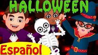 Halloween Llegó | Canciones de Halloween para niños | ChuChu TV Canciones Infantiles thumbnail