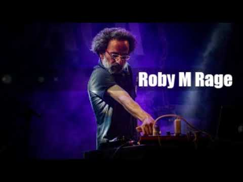 """Roby M Rage """"Space One"""" [LETS TECHNO records]"""