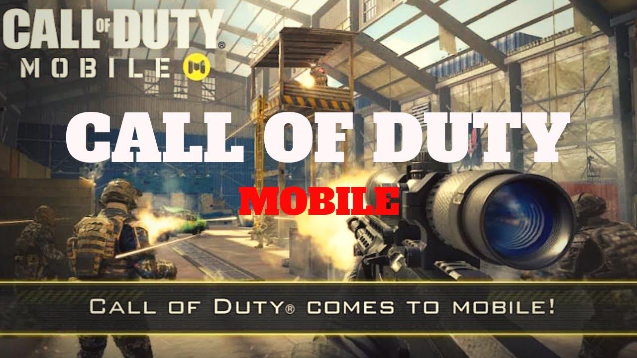 DIY Call of Duty