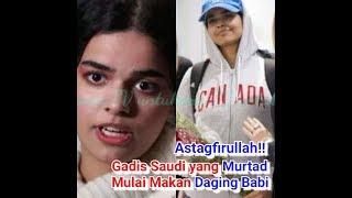 Download Video Gadis Saudi Yang Murtad Mulai Makan Daging Babi MP3 3GP MP4