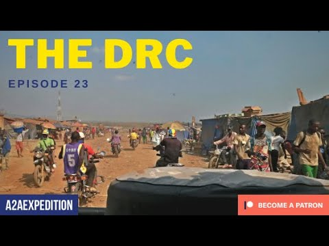 "The Democratic Republic of Congo - ""DRC"""