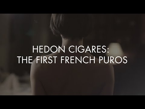 HEDON CIGARES: THE FIRST FRENCH PUROS