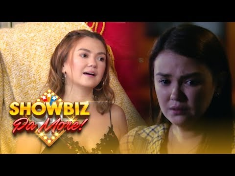 """SHOWBIZ PA MORE: """"Sobrang special"""": Angelica to That Thing Called Tadhana"""
