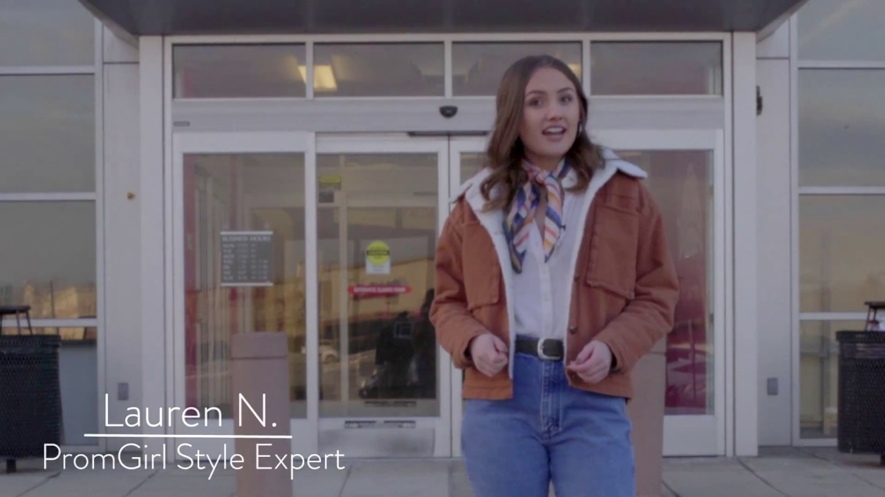2fc0d264a35 PromGirl s Superstore with Lauren Nally - YouTube
